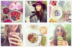 ella woodward - Recherche Google Sugar Free Breakfast, Breakfast Ideas, Rock My Style, Deliciously Ella, Uk Fashion, Lifestyle Blog, Dairy Free, Brunch, Health Fitness