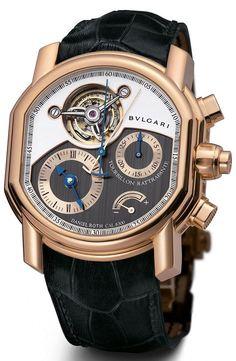 Luxury Bvlgari watch...YES!!!