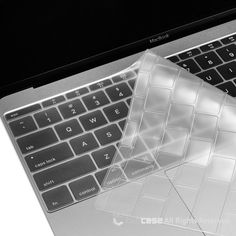 Apple Macbook transparent TPU keyboard Cover Silicone Skin for Macbook with Retina Display Model Release 2015 / MacBook Pro 13 inch (No TouchBar) Release 2016 Macbook Pro Cover, Macbook Pro 13 Inch, Keyboard Cover, Computer Keyboard, Macbook Skin, New Macbook, Dell Computers, Apple New