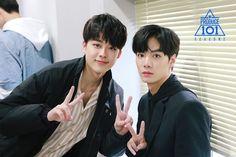 Yoo Seonho (유선호) & Kim Jonghyun (김종현) aka JR