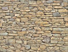 Stone Rubble Wall (Jaca)   Architextures