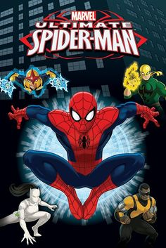 #Ultimate #Spiderman #Fan #Art. (Maxi Poster featuring The Ultimate Spider-Man) Mark Bagley. (THE * 5 * STÅR * ÅWARD * OF: * AW YEAH, IT'S MAJOR ÅWESOMENESS!!!™)[THANK Ü 4 PINNING!!!<·><]<©>ÅÅÅ+(OB4E)