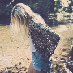 Eyes on Me Sequin Jacket Sweet Style, My Style, Sequin Jacket, Billabong Women, Surf Wear, Light My Fire, Jackets For Women, Clothes For Women, Surf Outfit