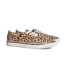 Product Detail | H CA Cheaper Leopard Print canvas shoe....only it's not Converse