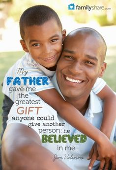 Dads make a difference :)