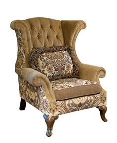 re-cover those gifted chairs