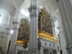 Great Organs of Granada Cathedral
