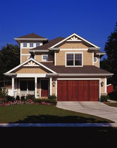 1000 images about exterior craftsman arts crafts on for Not so big house architects