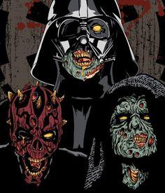 Star Wars zombies.