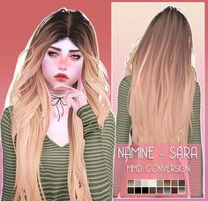 Namine Hair