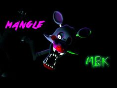 FOXY THE MANGLE (Five Nights at Freddy's 2) - YouTube