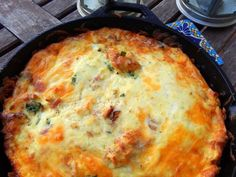 Farm-fresh eggs make the best frittatas, a great summertime