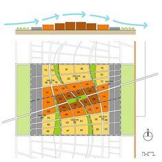 Análisis de vientos para determinar la densidad del nuevo proyecto urbano. _______________ #architecture #arquitectura #urbanism #urbanismo #design #diseño #urbandesign #diseñourbano #urbanplanning #planificacionurbana #diagram #diagrama #ilustration #ilustracion #ibericoarquitectos