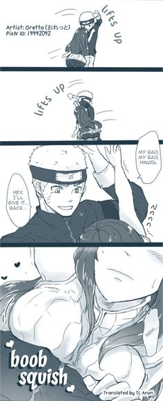 Naruhina: Naruto's Weak Point Pg3 by bluedragonfan.deviantart.com on @DeviantArt