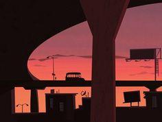 Sunset Junction.