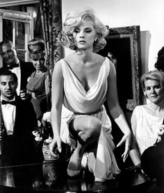 Virna Lisi- great comedy --- How to Murder your Wife!