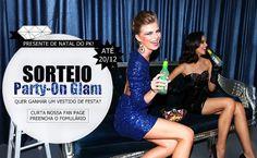 Estou participando do Sorteio Party-On Glam no @PONTOKSD e vou ganhar minha roupa de fim de ano!