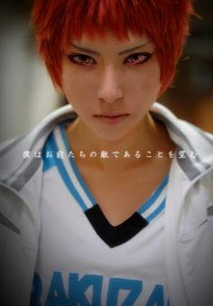 Seijuro Akashi(Kurokos Basketball) | syun - WorldCosplay