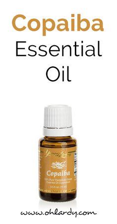 copaiba essential oil - ohlardy.com