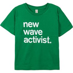 New Wave Activist Tee Surfers, First World, Clever, Campaign, Waves, Mens Tops, Surf Girls, Surfs, Wave
