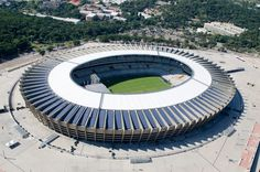 BCMF renews mineirao stadium in brazil for 2014 world cup
