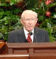 A collection of quotes from Gordon B. Hinckley.