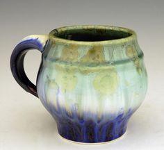 Flambeaux Round Mug