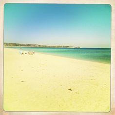 Who's got the Corona? >> Manomet Beach in Plymouth! My beach!!