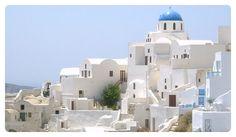 """그리스_산토리니  """"BLUE"""" 하면 떠오르는 그리스의 산토리니. 죽기전에 꼭 가보고 싶은, 내 눈에 저 푸르름을 모두 담아보고 싶은 곳이다."""