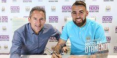 Nicolas Otamendi completes move to Manchester City | World Soccer Talk