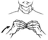 """Asl """"more"""": Flattened O hands, bring together"""