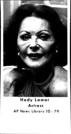 Hedy Lamarr - Pesquisa Google