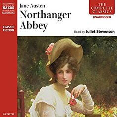 Another must-listen from my #AudibleApp: Northanger Abbey