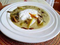 Kulajda - recept   Varecha.sk Mashed Potatoes, Ethnic Recipes, Food, Whipped Potatoes, Smash Potatoes, Essen, Meals, Yemek, Eten