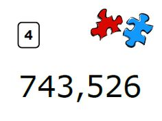 Classroom Freebies Too: Place Value Puzzlers