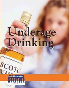 NECC Catalog - Underage drinking