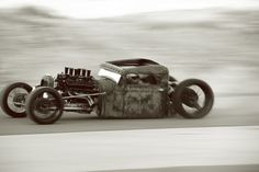 rat rod race by SurfaceNick.deviantart.com on @DeviantArt