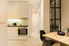 Chrisolora Apartment  3 Emmanouil Chrisolora Kitchen Cabinets, Home Decor, Kitchen Cupboards, Homemade Home Decor, Decoration Home, Kitchen Shelves, Interior Decorating