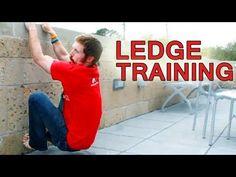 """Bodyweight Workouts - """"LEDGE TRAINING"""" - YouTube - exercise demonstration"""