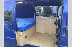 Campingbus Jamie Blue in Stephanskirchen
