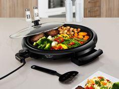 #EuQuero preparar o meu almoço em um top grill desses!