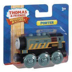 Thomas & Friends Wooden Railway Small Engine - Porter | Toys R Us Babies R Us Australia