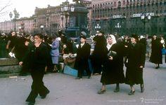 1953, Pushkin square
