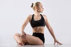 20 basic printable yoga poses for beginners to improve flexibility, posture, and to build a foundation for a strong yoga practice. Basic Yoga Poses, Yoga Poses For Beginners, Yoga Routine, Butterfly Pose, Bridge Pose, Improve Flexibility, Kid Poses, Sport, Yoga Fitness