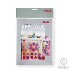 Pfaff Applique pack