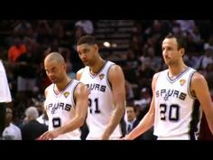 Le mini movie du Game 1 des Finals NBA 2014