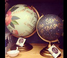 . Globe, Cancer, How To Make, Decor, Speech Balloon, Decoration, Decorating, Deco