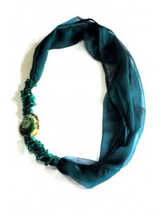 SHOP PALAMUTI MALAYA SCARF NECKLACE ON NIMLI.COM