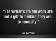toni morrison quotes | TONI MORRISON