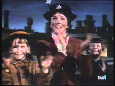 "MARY POPPINS - TVE (1996) Incluye musical ""Chim Chim Cher-ee"" - YouTube Mary Poppins, Comedia Musical, Still Waiting, Women Names, Cher, Growing Up, Songs, Film, My Love"